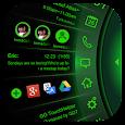 Green Light Toucher Pro Theme icon