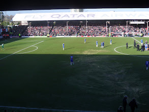 Photo: 27/01/13 v Chelsea (FA Cup Round 4) 2-2 - contributed by Pete Collins