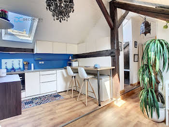 Appartement 2 pièces 44,53 m2