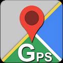 GPS Maps and Navigation icon