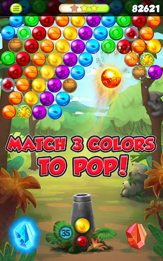 Koala Pop Bubble Shooter|玩休閒App免費|玩APPs
