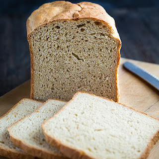 Fat-Free Whole Wheat Bread for Bread Machines