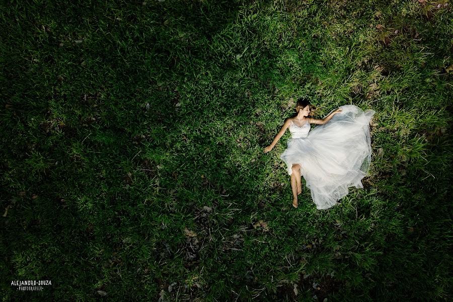 Wedding photographer Alejandro Souza (alejandrosouza). Photo of 22.08.2019