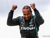"""Hamilton trekt naar het hol van de leeuw: """"Britse fans heb ik het nooit horen doen"""""""