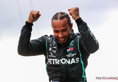 Hamilton wint de eerste Grote Prijs Formule 1 en breekt bijzonder record