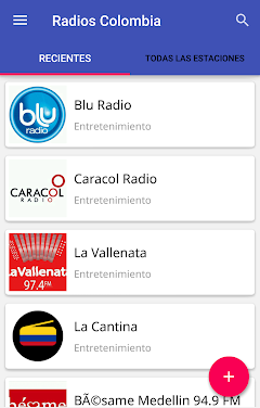 Try These Caracol Radio Colombia App {Mahindra Racing}