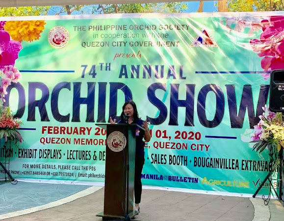 Highlights of the 74th Philippine Orchid Society Opening