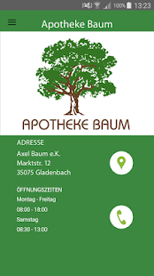 Apotheke Baum- screenshot thumbnail