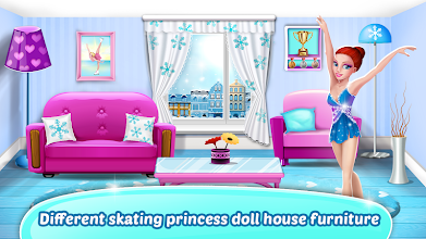 Ice Skating Ballerina Games for Girls screenshot thumbnail
