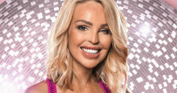 Katie Piper 'overwhelmed' by Strictly Come Dancing