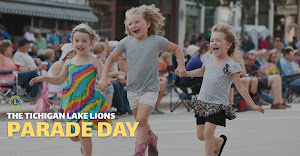 Tichigan Lions Parade