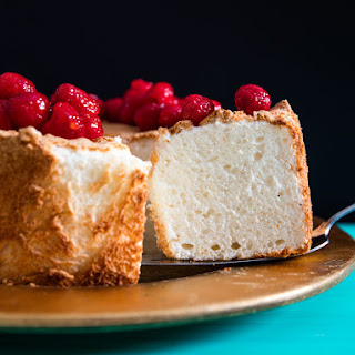 The Ultimate Gluten-Free Angel Food Cake