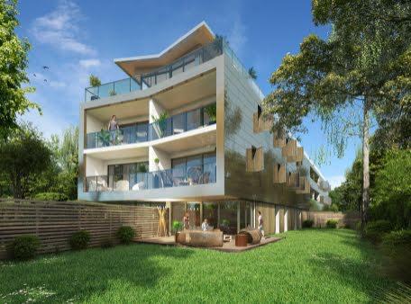 Programme immobilier neuf à Bordeaux : appartements du 2 pièces au 5 pièces à partir de 350000 €