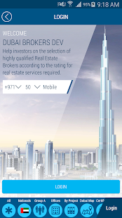 Dubai Brokers screenshot