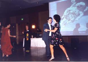 Photo: Dancing