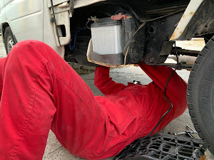 ミニキャブトラック ミニキャブトラックV U62T 5MT 平成15年式 寒冷地仕様のカスタム事例画像 優★希さんの2020年03月23日16:57の投稿