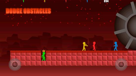 Stick Man Game - náhled