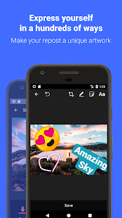 Repost – Photo & Video Download And Save - náhled