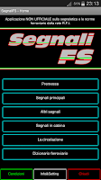 Screenshot of SegnaliFS