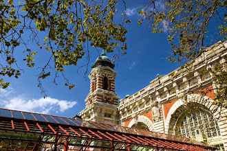Photo: Ellis Island Tower