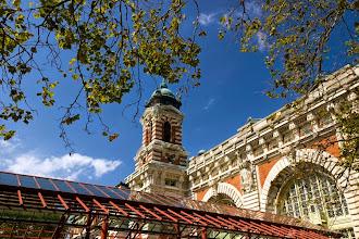 Photo: Ellis Island Tower
