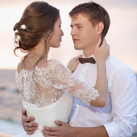 Wedding photographer Olesya Shapovalova (lesyashapovalova). Photo of 28.01.2017