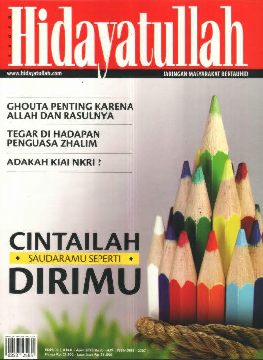 Hidayatullah Edisi April 2018
