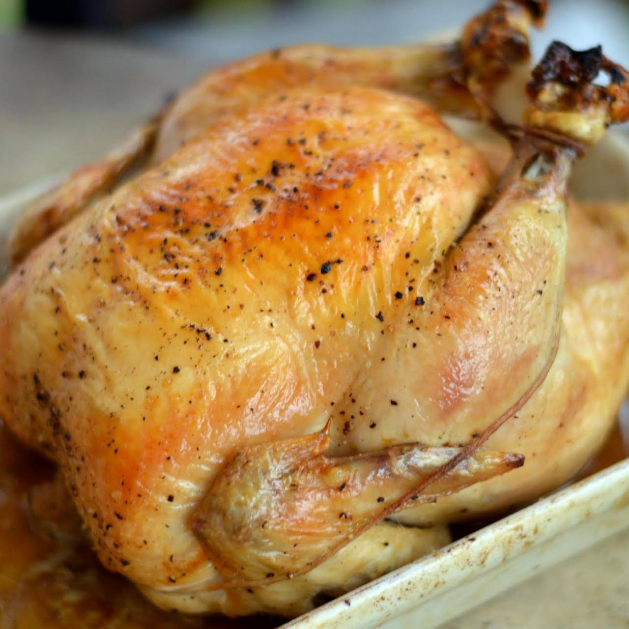 The Roast Chicken Recipe That  tainted misrepresented My  excitement