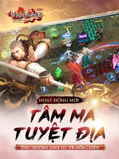 Vu00f5 Lu00e2m Truyu1ec1n Ku1ef3 Mobile - VNG  gameplay   by HackJr.Pw 16