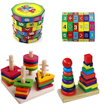 Educational Toys Icon