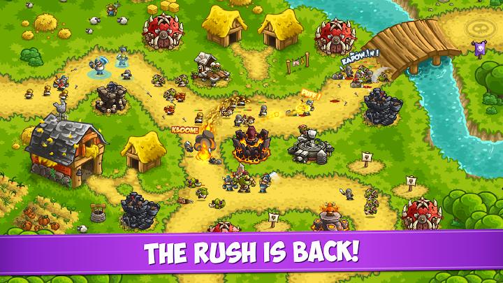 Kingdom Rush Vengeance Android App Screenshot