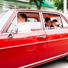 Wedding photographer Vladimir Barabanov (barabanov). Photo of 11.06.2017