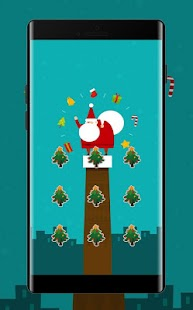 Santa Claus APP Lock Theme Pin Lock Screen - náhled
