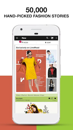 LimeRoad Online Shopping App for Women, Men & Kids 6.1.3 screenshots 5