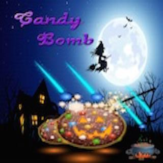 Crush candy bomb: 3 cool games
