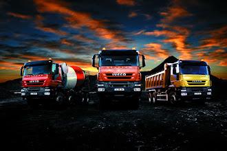 Photo: IVECO New Trakker by Fandos Auto Trader Used and New Trucks. Teruel, Spain. / IVECO Nuevo Trakker por Talleres Fandos, camiones nuevos y usados en Teruel,  España