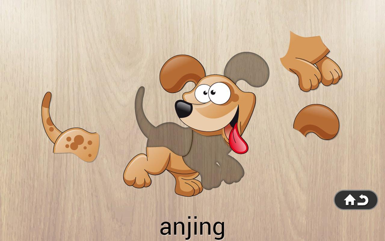 Hewan Puzzle Untuk Anak Anak Apl Android Di Google Play