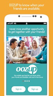 oozup - who's available ?- screenshot thumbnail