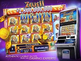 Screenshot of Jackpot Party Casino - Slots