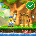 Incredible Jack: Jumping & Running (Offline Games) icon