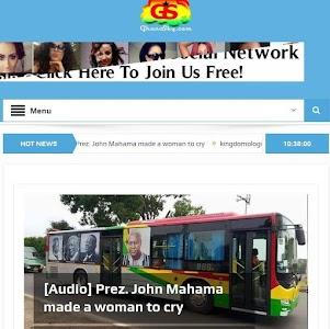 GhanaSky GTV, Adom TV screenshot 6