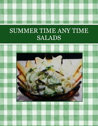 SUMMER TIME ANY TIME SALADS