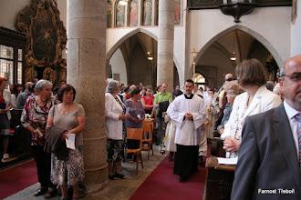 """Photo: """"Ejhle, oltář Hospodinův září, přesvatá nám oběť nastává..."""""""