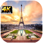 Paris Romantic Wallpaper APK icon