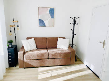 Appartement meublé 2 pièces 28,33 m2