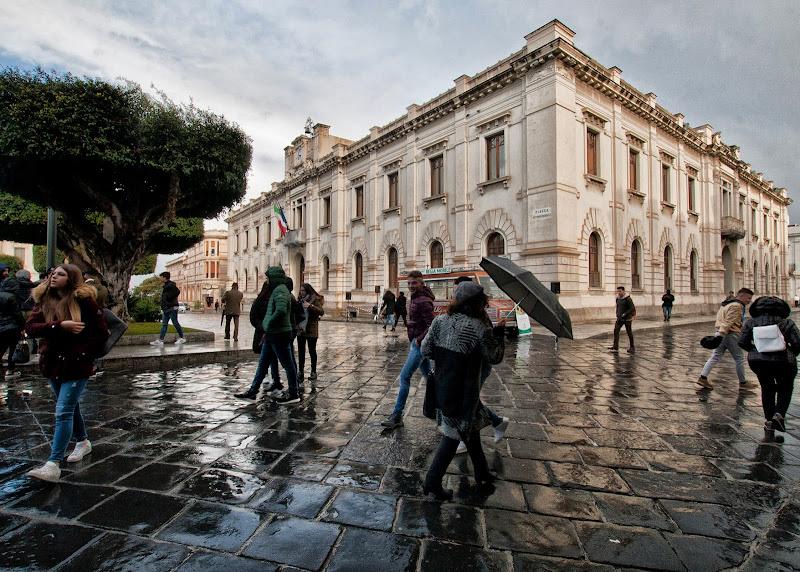 Una giornata di pioggia di Fiorenza Aldo Photo