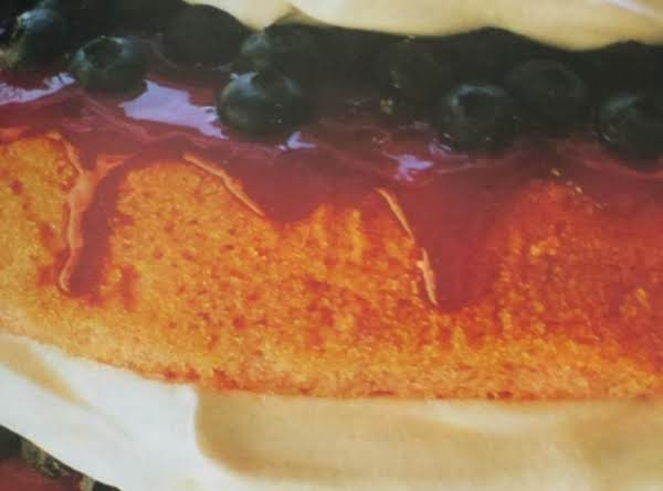 Berry Layer Cake Recipe