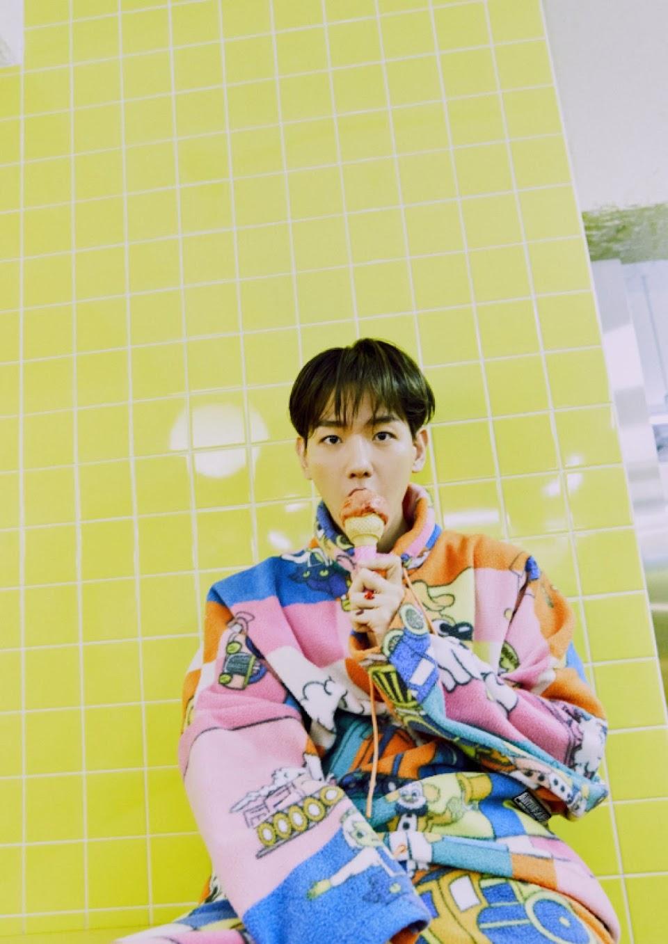 exo baekhyun candy