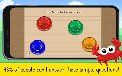 The Moron Test: Challenge Your IQ with Brain Games 3.50.06 screenshots 1