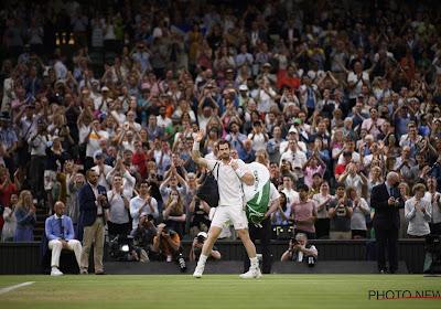 Canadees maakt einde aan sprookje van Murray, Djokovic wel door naar achtste finales Wimbledon